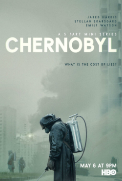 Chernobyl HBO Show Poster