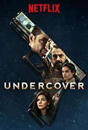 undercover netflix poster