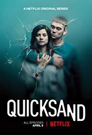 quicksand netflix poster