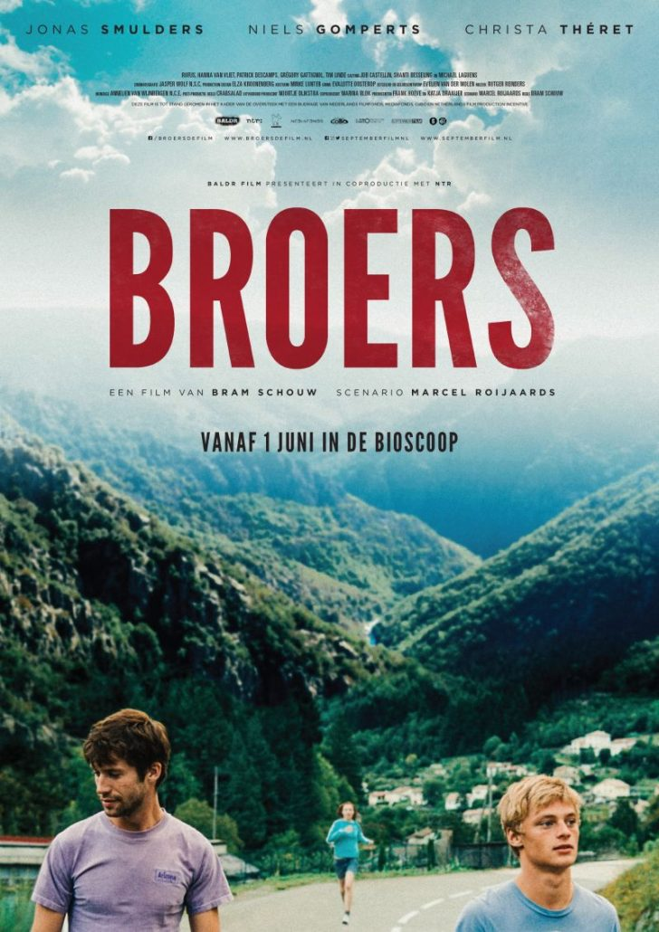 Broers Film Poster
